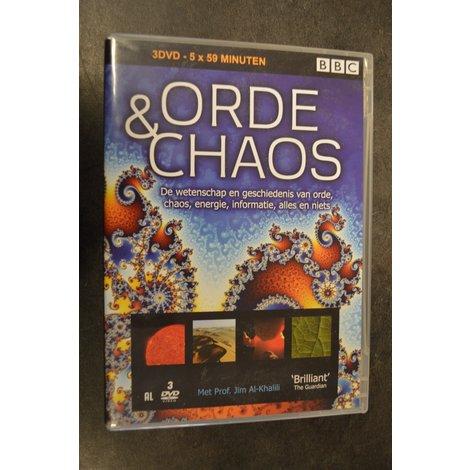 Dvd box Orde en Chaos