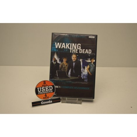Dvd box Waking The Dead seizoen 1