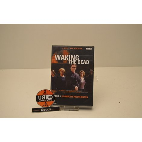 Dvd box Waking The Dead seizoen 3