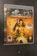 Ps3 game Genji Days of the Blade