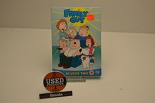 Dvd box Family Guy Season 2