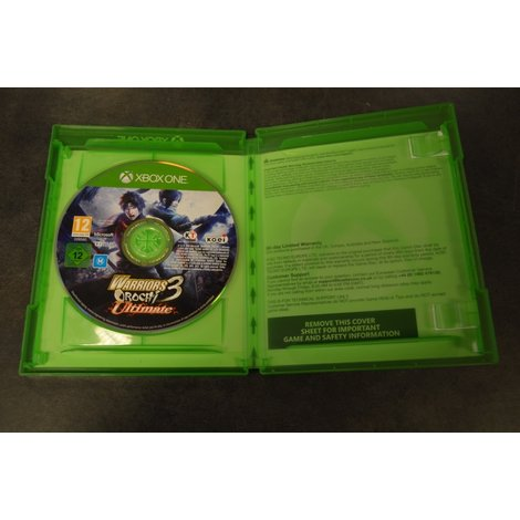 xbox one Warriors 3