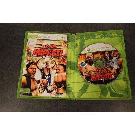 Xbox 360 TNA Impact