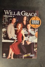 DVD Box Will & Grace seizoen 5