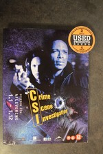 DVD Box CSI Seizoen 1 afl. 1.1 - 1.12