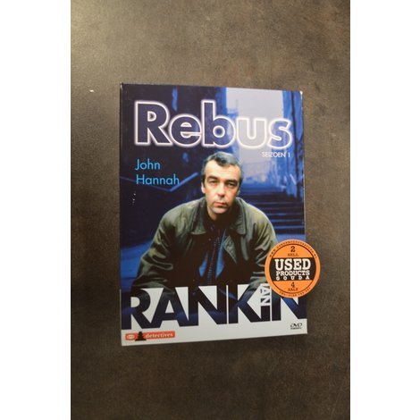 DVD Box Rebus seizoen 1