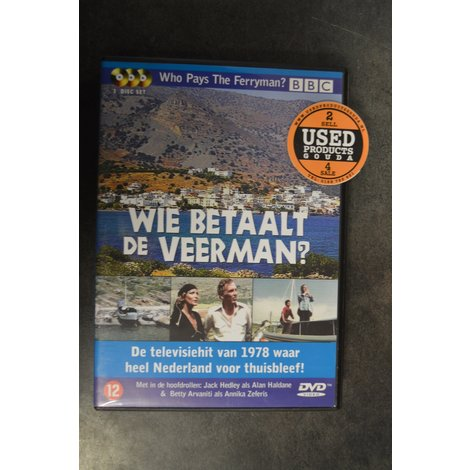 DVD Wie betaalt de Veerman