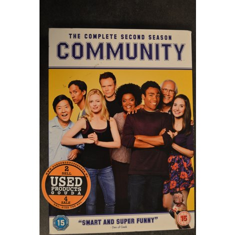 DVD Box Community seizoen 2