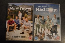 DVD Box Mad Dogs serie 1&2