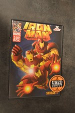 DVD box Iron Man Season 1