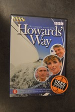 DVD box Howards Way