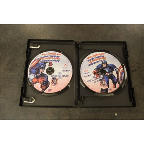 DVD Box Captain America The Complete Series