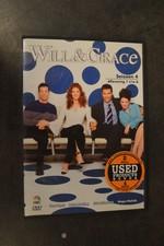 DVD Box Will & Grace Seizoen 4 Aflevering 1 t/m 6