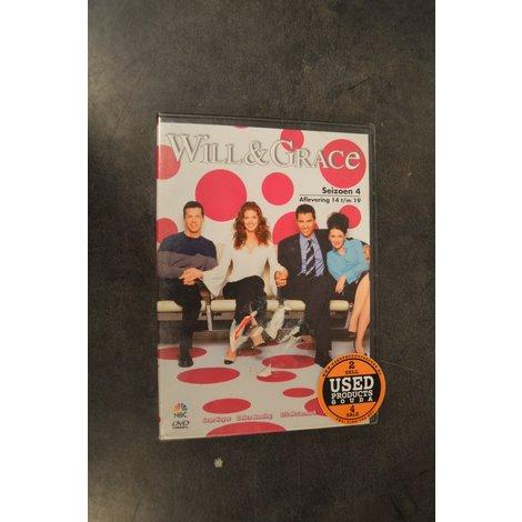 DVD Box Will & Grace Seizoen 4 Aflevering 14 t/m 19