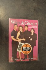 DVD Box Will & Grace Seizoen 5 Aflevering 19 t/m 24