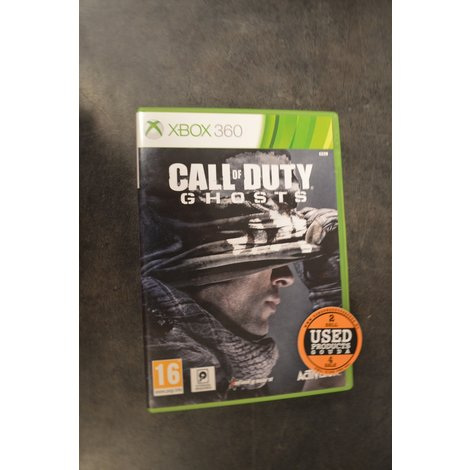 Xbox 360 game Call of Duty Ghosts