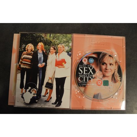 DVD Box Sex and the City seizoen 5