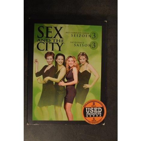 DVD Box Sex and the City seizoen 3