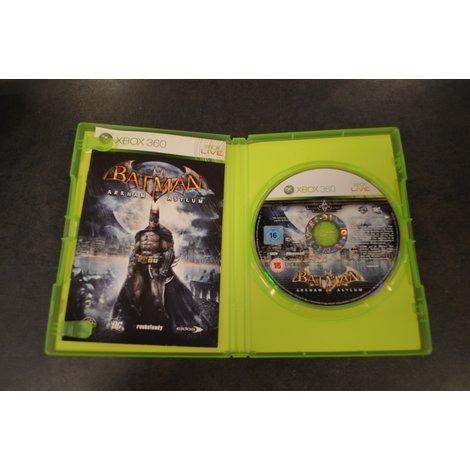 Xbox 360 game Batman Arkham Asylum