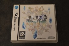 DS Game Final Fantasy Crystal Chronicles: Echoes of Time
