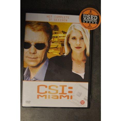 DVD Box CSI Miami Het complete 1e seizoen