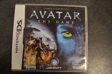 Nintendo DS game  Avatar The Game