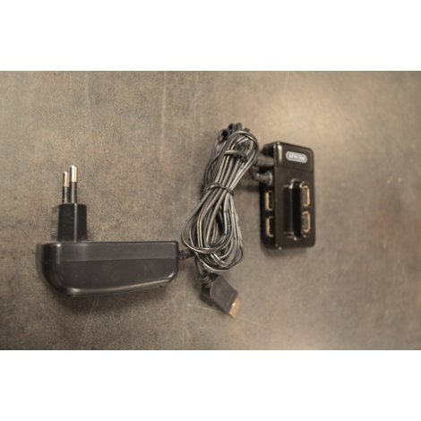 Sitecom USB hub 7 USB-poorten