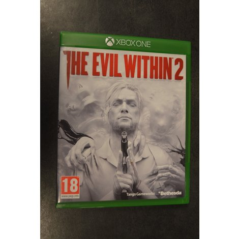 Xbox One Game The Evil Within 2
