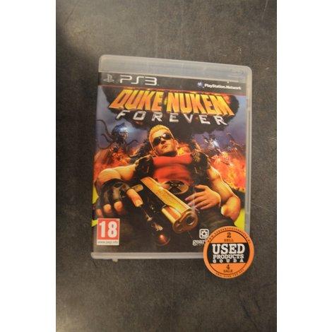 PS3 game Duke Nukem Forever