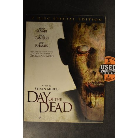 DVD box Day of the Dead