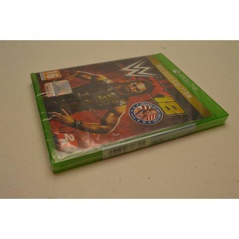 XBox One game W2K18 De luxe Edition Nieuw in seal