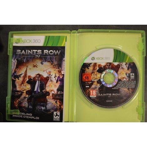 Xbox 360 game Saints Row IV