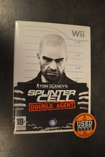 Wii game Splinter Cell Double Agent