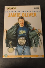 Dvd box Jamie Oliver The Naked Chef