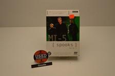 Dvd box MI-5 Spooks Serie 1