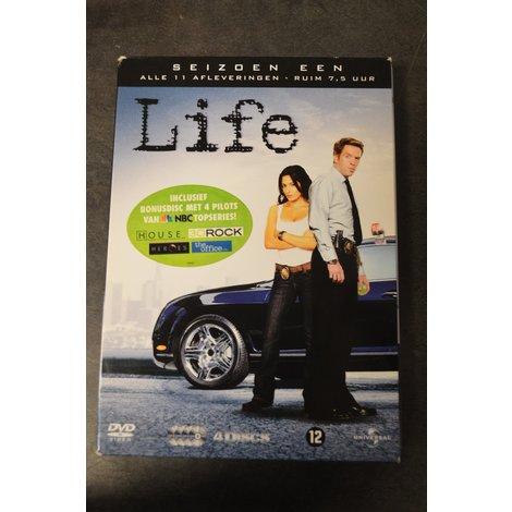 Dvd box box Life Seizoen 1