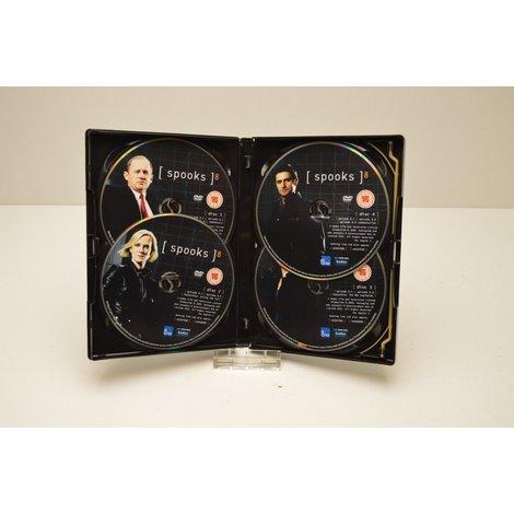 Dvd Box Spooks 8