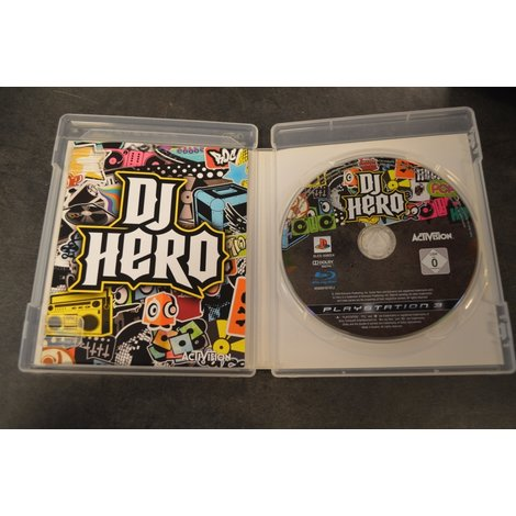 PS3 game DJ hero