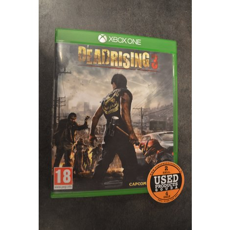 Xbox One game Deadrising 3