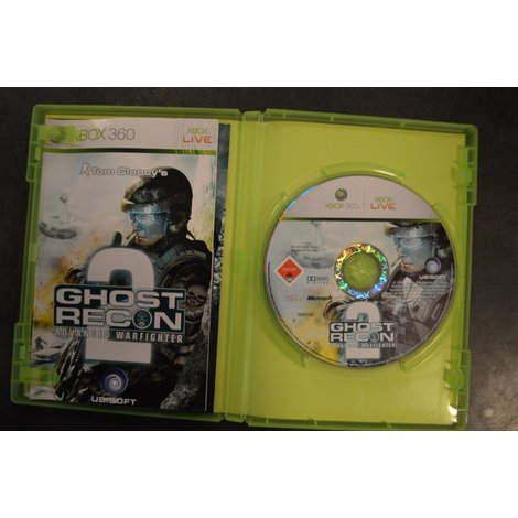 XBox 360 game Ghost Recon 2  Advanced Warfighter