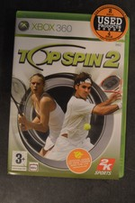 XBox 360 game Top Spin 2