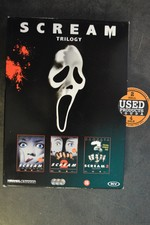 DVD Box Scream Trilogy
