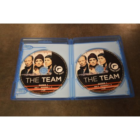 Blu Ray the team Seizoen 1