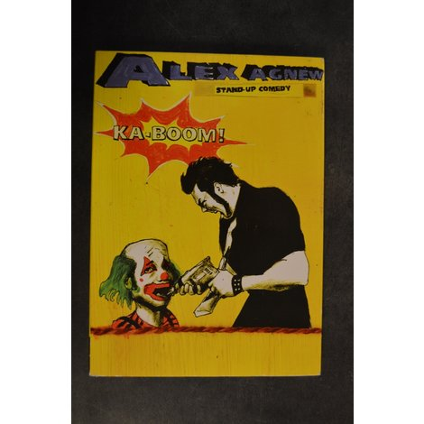 DVD Alex Agnew  KA-BOOM