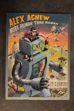 DVD Alex Agnew  More Human than Human