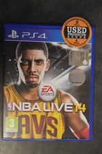 PS4 game NBA Live 14