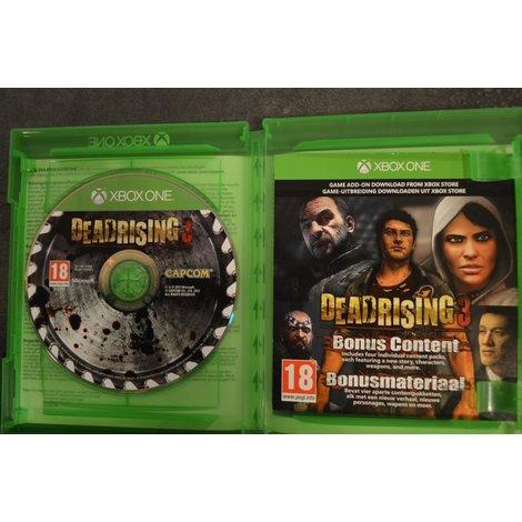 XBox One game Deadrising 3