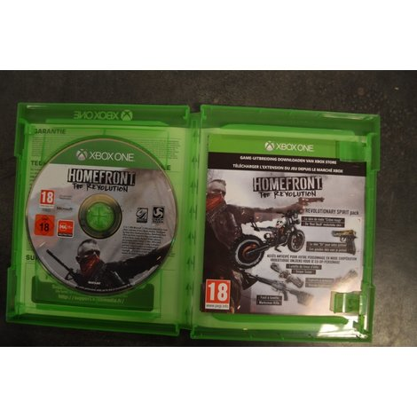 XBox One game Homefront The Revolution