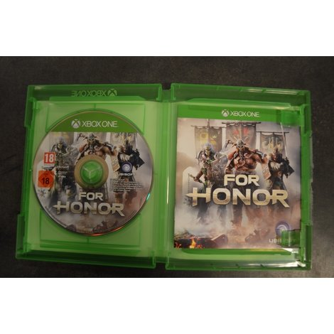 XBox One game For Honor