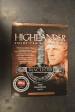 Dvd box Highlander